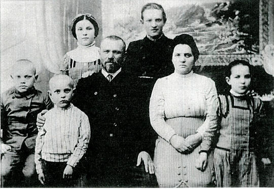 family in ukraine
