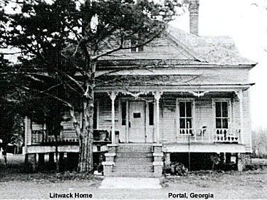 Litwack house in Portal