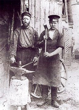 picture of blacksmiths